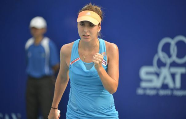 Belinda Bencic face minuni la US Open