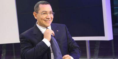 Ce spune Ponta despre gratierea lui Dan Voiculescu si despre schimbarea sefului DNA