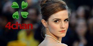 Ce este 4chan, locul pozelor nud cu vedete si site-ul care o ameninta pe Emma Watson cu defaimarea imaginii
