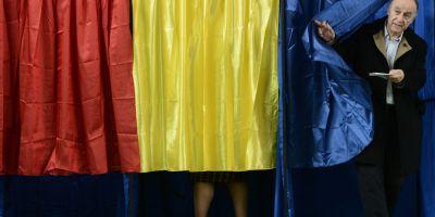 Prezenta la vot la alegerile prezidentiale. Date neoficiale: Pana la ora 16.00, au votat peste 6 milioane de romani