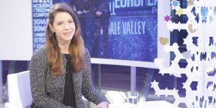 VIDEO Actrita Ada Condeescu, la Adevarul Live: