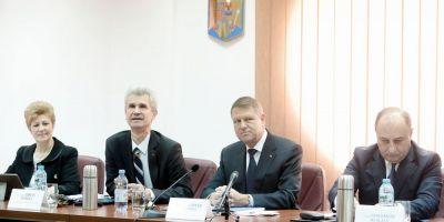 Ce explicatie au declaratiile controversate ale lui Ioahnnis din sedinta CSM