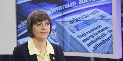 Procesul in care Antena 3 si Mihai Gadea sunt acuzati de atac la persoana de catre Laura Codruta Kovesi, mutat la Tribunalul Bucuresti