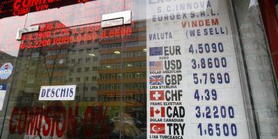 Curs franc elvetian la BNR. Euro a crescut, dolarul si francul elvetian au scazut. Cu cat vand bancile comerciale francul