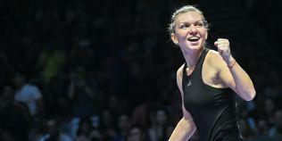 LIVESCORE Simona Halep joaca in sferturile turneului de la Shenzen. Meciul a fost amanat deja de doua ori