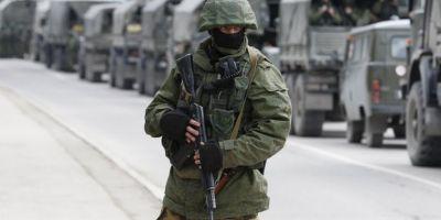 Parlamentul de la Kiev declara Rusia ca stat agresor