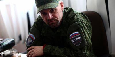 VIDEO Lider al rebelilor din Donbass: In Ucraina nu exista fascism, razboiul e pur si simplu un business