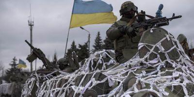 Ucraina: doi morti si 10 atacuri separatiste, dar