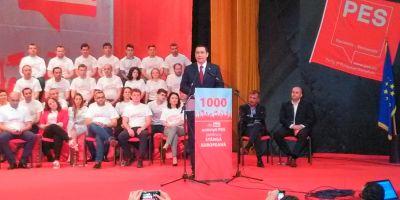Ponta ii raspunde lui Iohannis: Lumea ma primeste bine, nu doar la Strasbourg-Bruxelles, unde se intampla sa merg de capul meu