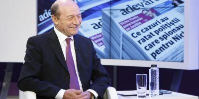 Traian Basescu: Nu imi e teama ca o sa fiu arestat si nici de evolutia dosarelor