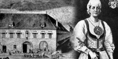 Cea mai bogata femeie din Brasovul medieval: a construit