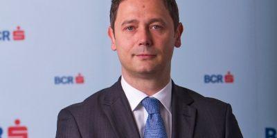 Sergiu Manea devine primul sef roman al BCR de la privatizarea din 2005