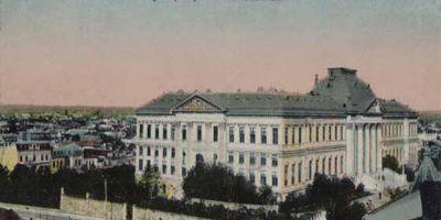 Cea mai impunatoare cladire din centrul Baniei. Cum s-a transformat Palatul Justitiei din Craiova in Universitate