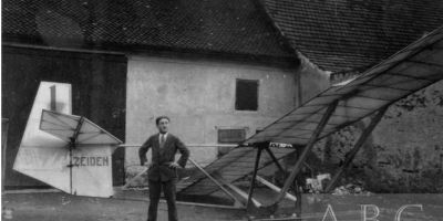 Sasul din Transilvania care a revolutionat industria aviatica si a instruit piloti austrieci si germani in Primul Razboi Mondial