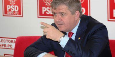 Mircea Govor, fostul lider al PSD Satu Mare, ar putea afla miercuri daca isi va petrece sarbatorile in arest preventiv