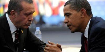 Dupa discutia telefonica dintre Obama si Erdogan, Turcia anunta retragerea trupelor sale din Irak