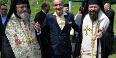 Gigi Becali, dus cu mandat la ultimul termen din dosarul in care afaceristul Puiu Popoviciu e acuzat de coruptie.