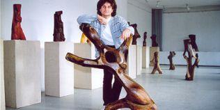 Sculptorul roman care i-a fermecat pe Steven Spielberg si pe alti miliardari ai lumii