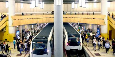 Premiera absoluta: ANPC a cerut inchiderea temporara a statiei de metrou Piata Victoriei. Metrorex: Nu s-a pus problema inchiderii vreunei statii