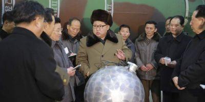 Coreea de Nord anunta noi teste nucleare, implicand