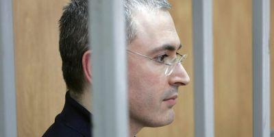 Rusia l-a pus pe fostul magnat Mihail Hodokovski pe lista celor mai cautati oameni. Interpol refuza sa puna in aplicare mandatul