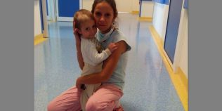 Copilul cu o gaura in inima are nevoie de ajutorul semenilor pentru a putea spera la o viata normala