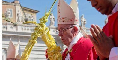 Papa Francisc se pronunta impotriva
