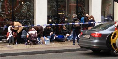 Explozii in Bruxelles: