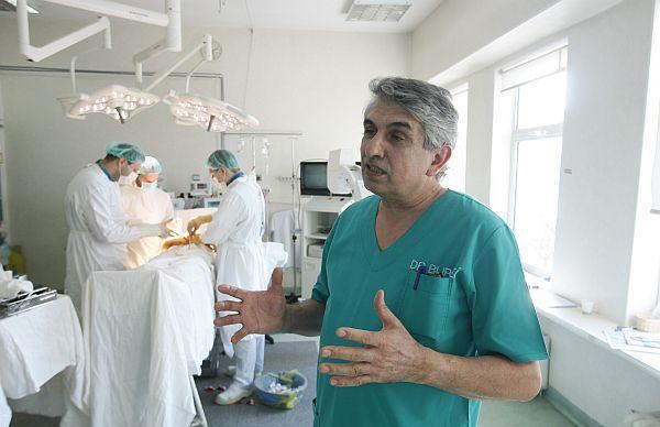Operatie reusita la Spitalul MS Curie
