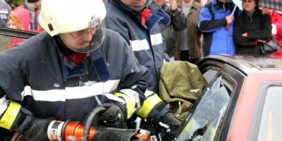 Marturia sfasietoare a unui pompier, dupa cel mai cumplit accident: