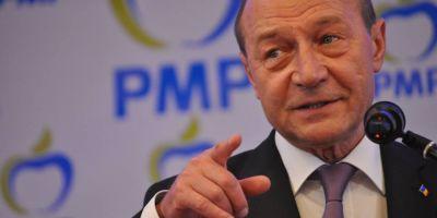 Traian Basescu il ataca pe Ion Caramitru si il numeste