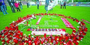 Stadionul Dinamo, loc de pelerinaj in amintirea lui Ekeng: ce va face clubul in semn de respect fata de camerunez