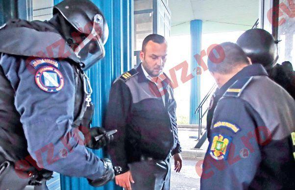 Politistii corupti de la Moravita incasau spagile in Serbia