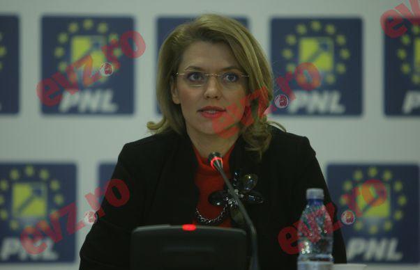 Gorghiu: Tariceanu, Ponta si Dragnea se situeaza la polul opus in privinta luptei anticoruptie