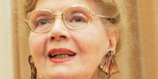 Carmen Stanescu, la 91 de ani: Ne uram unii pe altii, ca niciodata. Un popor e civilizat cand isi respecta batranii