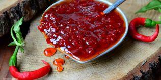 Dulceata de ardei iuti, ideala pentru fripturi, legume si branzeturi