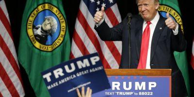 Donald Trump si-a prezentat programul antiterorist. Imigrantii ar urma sa treaca printr-un proces de