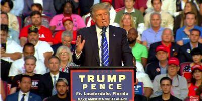 Cum vrea Trump sa creasca in sondaje si sa scape de fantoma rusa