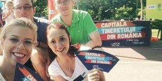 Orase care vor sa devina in 2017 Capitala Tineretului din Romania. Cine are avantaj in competitia nationala
