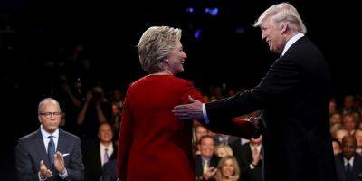 Alegeri SUA 2016: Hillary Clinton a castigat ultima dezbatere cu Trump, arata un sondaj CNN. Scorul final dupa cele trei confruntari, 0-3 pentru candidata democrata