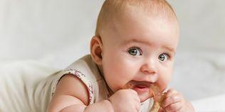 Eruptiile dentare fara dureri la copii. Ce