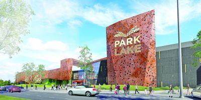 VIDEO Mall-ul Park Lake din Capitala, evacuat in urma unei alerte cu bomba