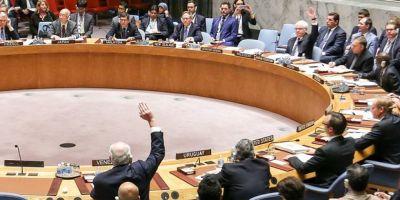 Consiliul de Securitate al ONU a aprobat rezolutie rusa de sustinere a armistitiului din Siria