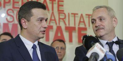Liviu Dragnea: Deocamdata, Sorin Grindeanu presteaza bine. Daca rezista la ritmul impus de mine va sta acolo tot mandatul