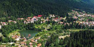Top cinci obiective turistice in Harghita. De la singurul lac vulcanic din Romania la pestera din care picura aur