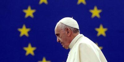 Mesajul Papei Francisc pentru liderii europeni: UE risca sa moara din cauza populismului