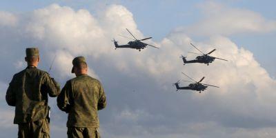Experti rusi inspecteaza o instalatie militara din Romania