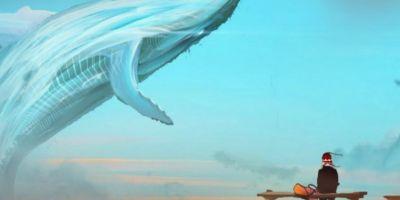 Ce stiu copiii despre Balena Albastra: