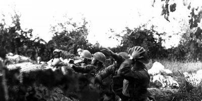 100 de ani de la intrarea americanilor in Primul Razboi Mondial.