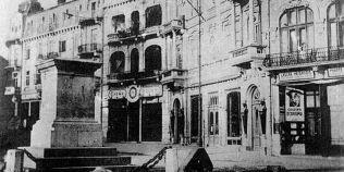 Cum a fost aproape distrusa statuia lui Ovidius in timpul ocupatiei germano-bulgare. Opera de arta, salvata de nemti